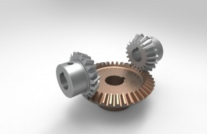 pair of bevel gear